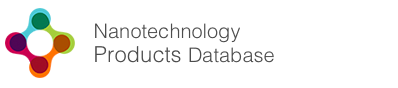 Nanotechnology Products Database