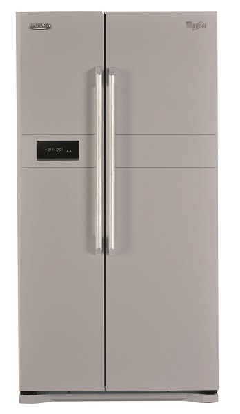 Side by Side Refrigerator 570L