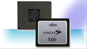 Fujitsu cpu
