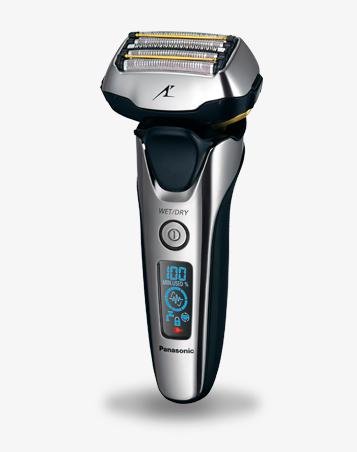 5-Blade Shaver With Multi-flex 3D head