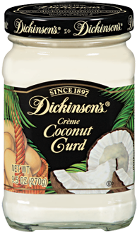 Dickinson's Coconut Curd