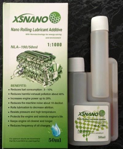 XSnano Rolling Oil Lubricant