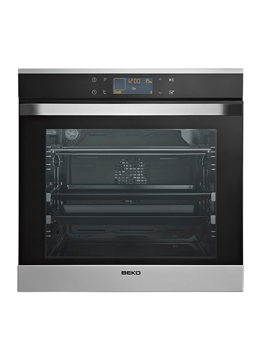 Steam Assisted Built-in Cook Master Oven