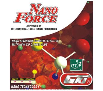 Nano Force Rubber