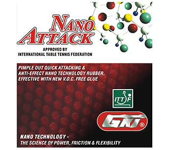 Nano Attack Rubber