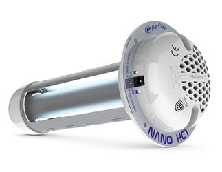 Bi-Polar® 2400 plasmacluster air purifier