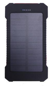 Waterproof solar charger 10000mah