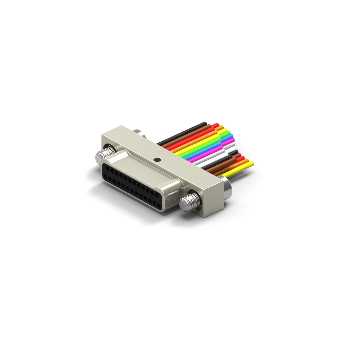 Nano Series - Wired Dual Row Single Ended Metal Shell