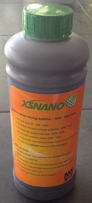XSnano 1 litre bulk pack treats 10,000 litres