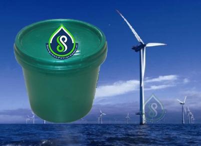 Wind Power Yaw Bearing Lublicating Grease