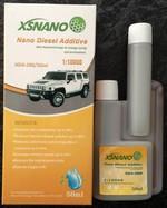 Xsnano 50ml dispenser bottle treats 500 litres