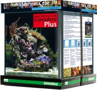 NANO CUBE® MARINUS COMPLETE PLUS 30L