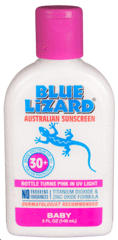BLUE LIZARD AUSTRALIAN SUNSCREEN BABY 8.75 OZ BOTTLE