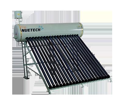 Nuetech Nano Solar Water Heaters 200 LPD
