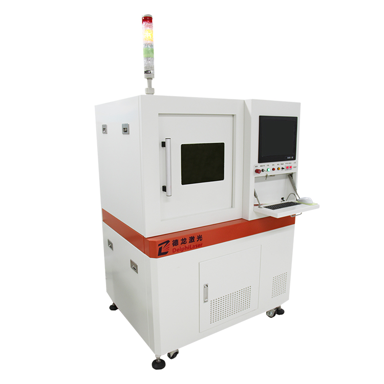 Laser Cutting and Drilling System for Sapphire