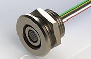 Nano Circulars Twist Lock Connectors - Type WC