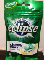 Eclipse Spearmint Chewy Mints