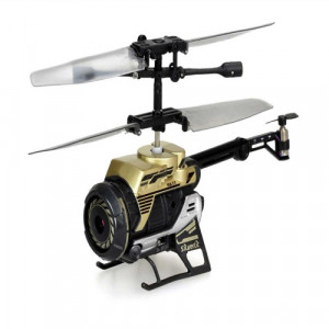 Silverlit Toys Nano Spy Cam Helicopter