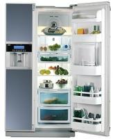 Side-by-side F600LM Fridge/Freezer