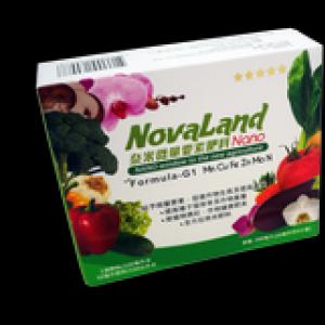NovaLand Nano - Mn, Cu, Fe, Zn, Мо, N