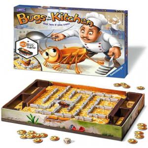 Ravensbruger Bugs In The Kitchen Game