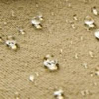 Protective nanocoating for textile and leather