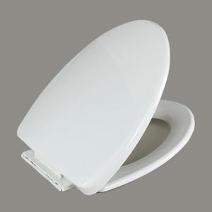 Nano silver antibacterial plastic toilet lid