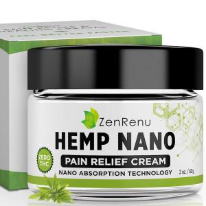 HEMP PAIN RELIEF CREAM