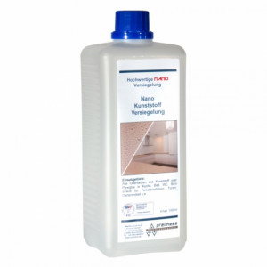 Nano plastic sealer 1000ml with empty bottle