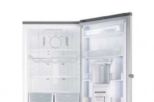 Antibacterial COMBI Refrigerator