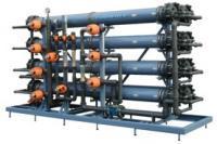 Nanofiltration plant