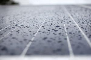 Graphene-Coated Solar Panels