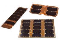 Single cubesat solar panels 6 unit