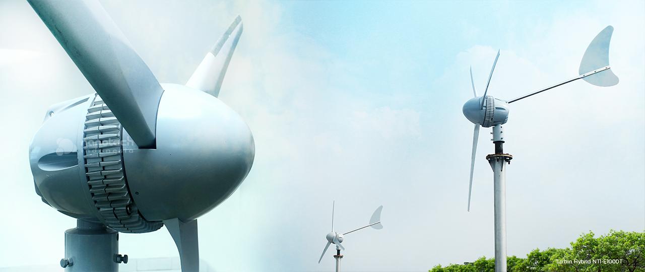 Hybrid turbines