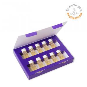 Lipomassagio Nano Ativador 10 Ampolas