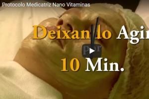 Protocolo Medicatriz Nano Vitaminas