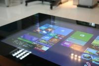 Large Capacitive Touch Panels iVTP