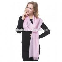 Newest nano wool scarf