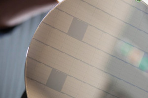 Carbon Nanotube on Wafer