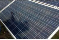 Solar panel coatings
