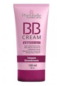 BB Cream Nano Complex 10 benefícios em 01 - Bisnaga de 120ml
