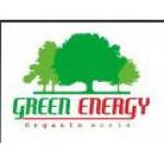Green energy organic world