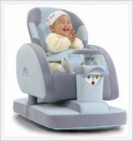 Indoor Robot Baby Carriage
