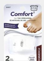 Gel Toe Spreaders – Antibacterial