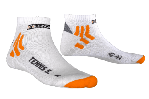 Tennis Silver Low Cut Socks