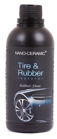 Tire Rubber Gloss 500ml