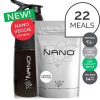 22 NANO VEGGI HOT MEALS