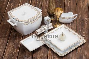 Antifungal & Antibacterial Porcelain