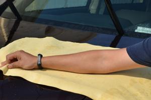 Microfiber Nano Chamois Absorber Towel Large Size 24pcs/pack
