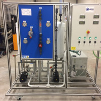 Membrane distillation (MD)